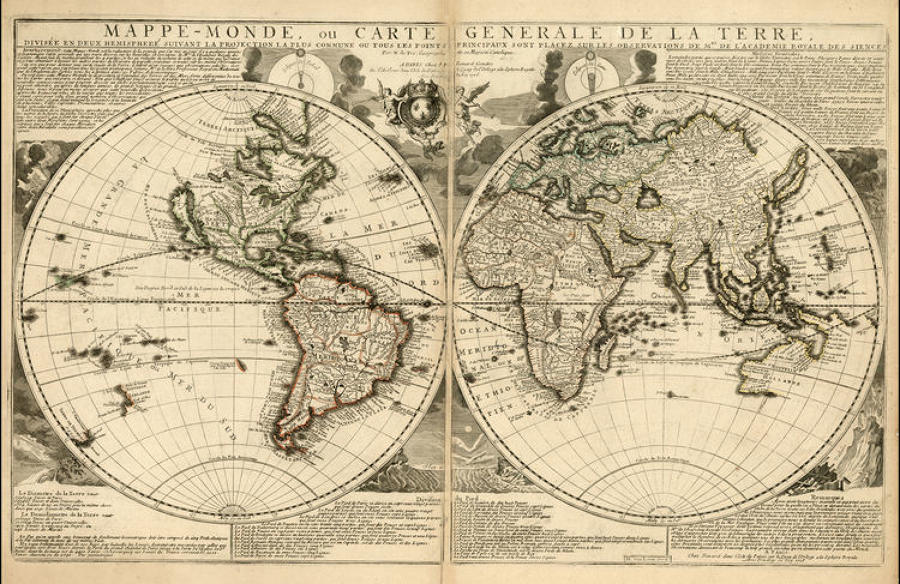 The World & Continents