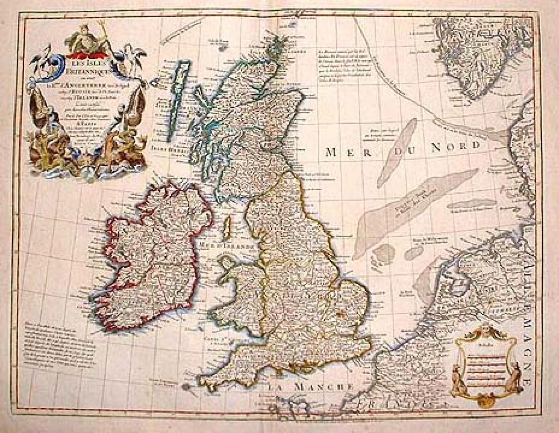 SOLD Les Isles Britanniques
