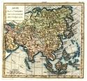 SOLD Mappe Monde, Amerique Septentrionale, Amerique Meridionale, L'Europe, Asie, Afrique. - picture 4