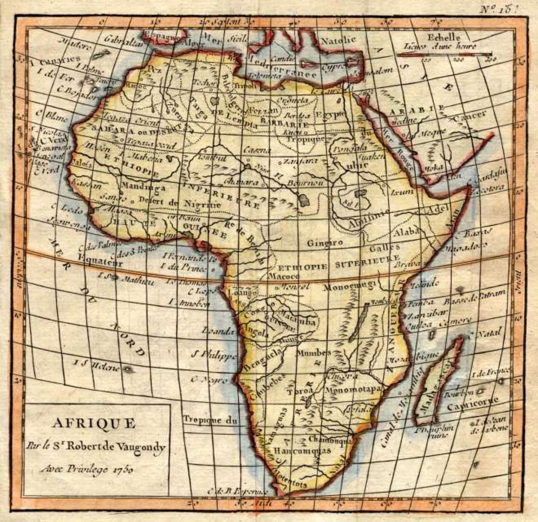 SOLD Mappe Monde Amerique Septentrionale Amerique Meridionale L