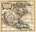 SOLD Amerique Septentrionale Par N. Sanson d'Abbeyville Geographe du Roy (with Amerique Meridianale) - picture 1
