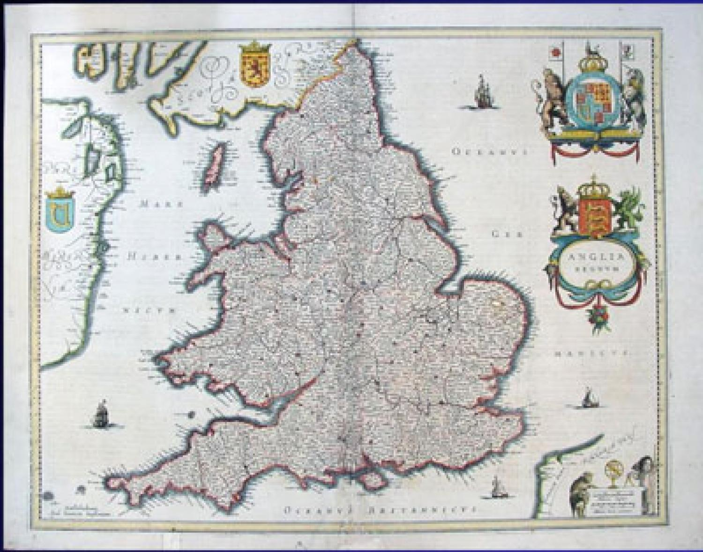 SOLD Anglia Regnum