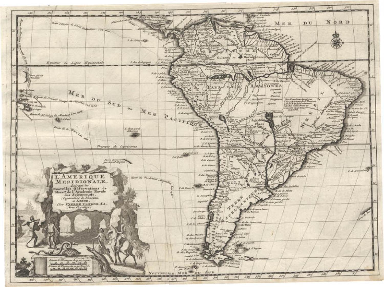 SOLD L'Amerique Meridionale