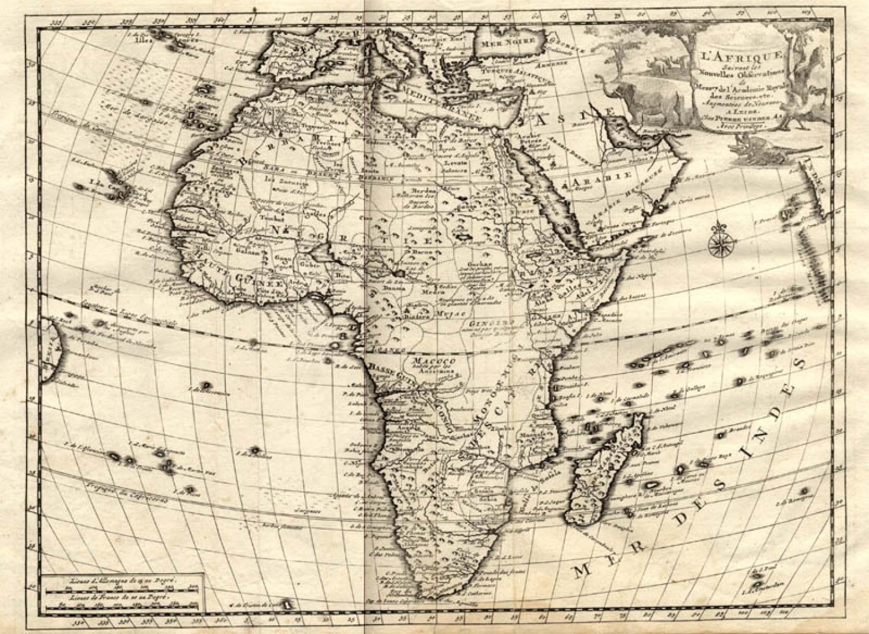 SOLD L'Afrique