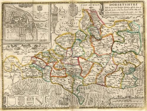 SOLD Dorsetshyre with the Shyre-Towne Dorchester Described