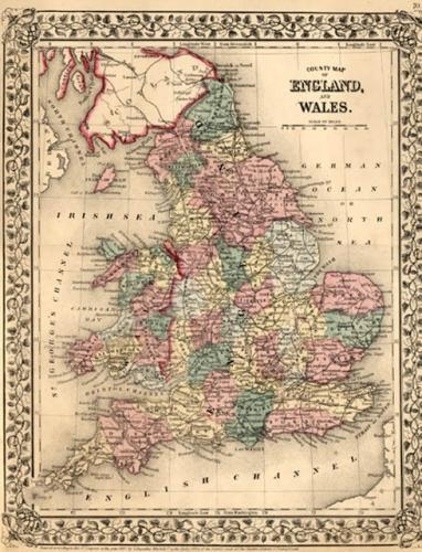SOLD England and Wales