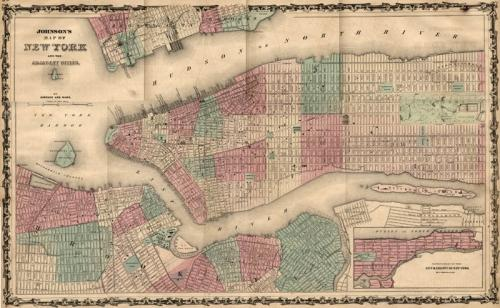 SOLD New York city and the Adjacent cities
