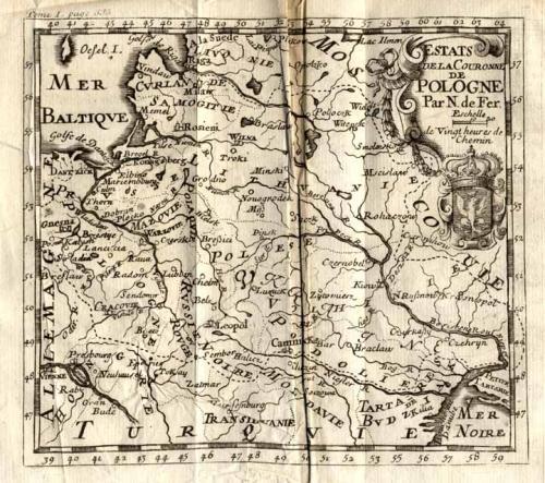SOLD Estats de la Couronne de Pologne