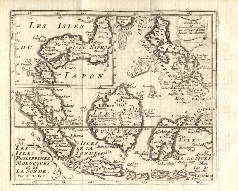 SOLD Les Isles Philippines, Molucques et de la Sonde