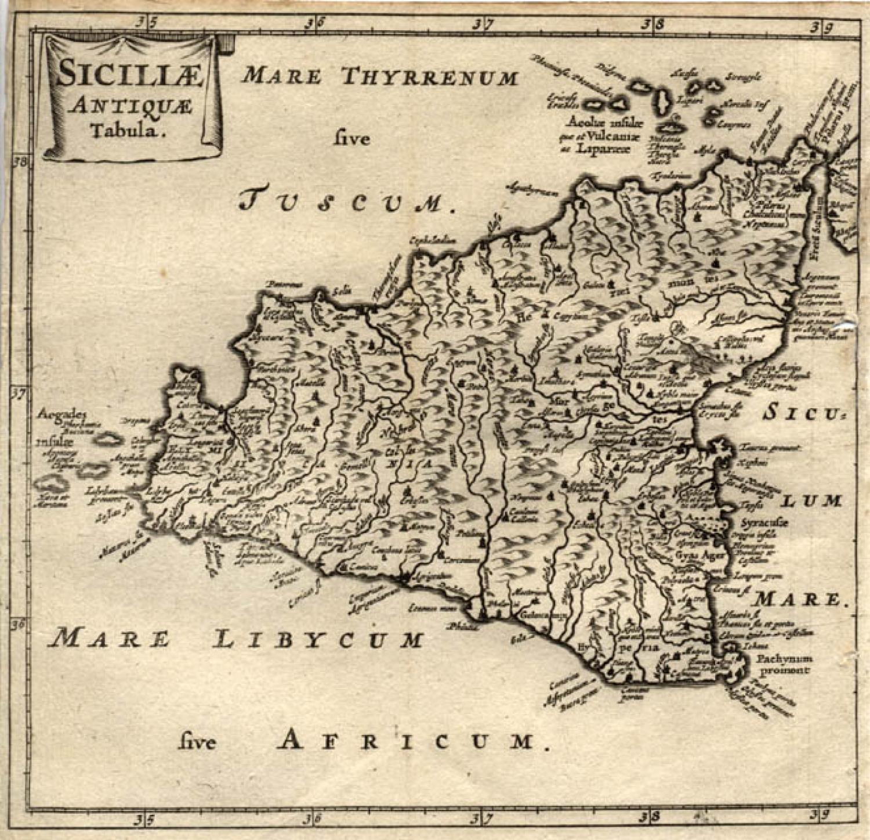 SOLD Siciliae