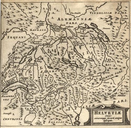 Cluver - Helvetiae