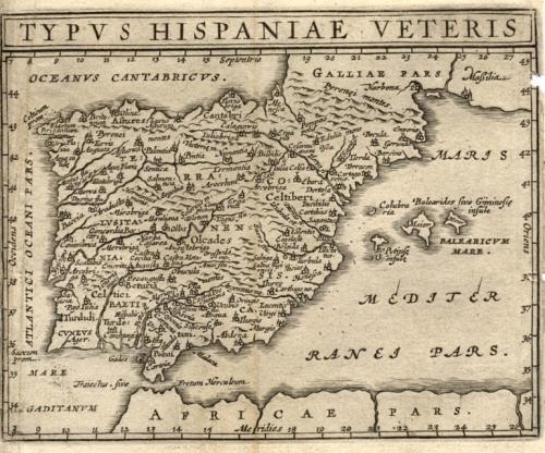 SOLD Typus Hispaniae Veteris