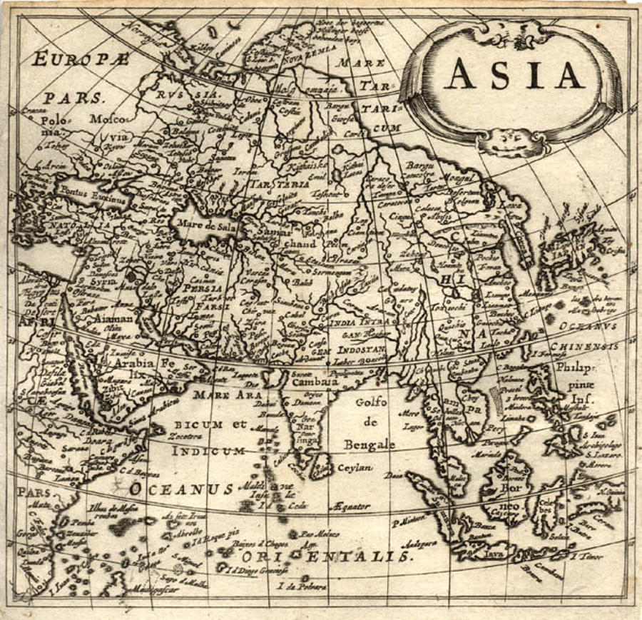 Cluver - Asia