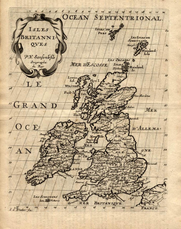 SOLD Isles Britanniques