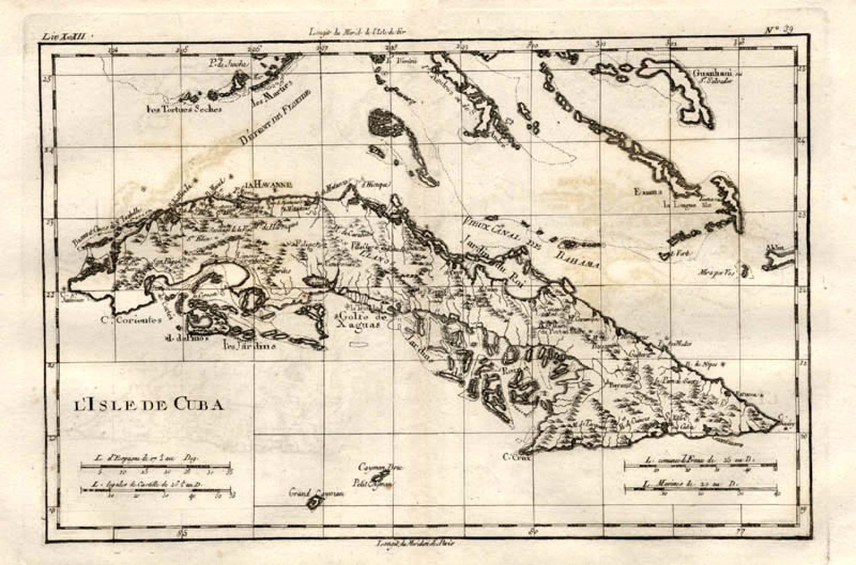 SOLD L'Isle de Cuba