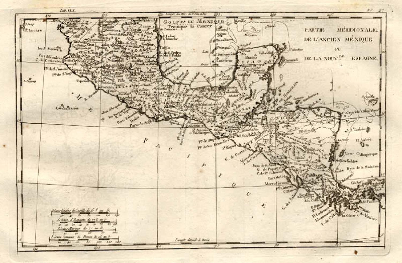 SOLD Partie Meridionale de l'ancien Mexique