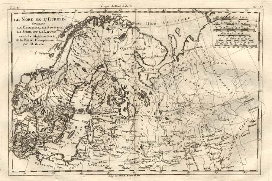 Bonne - Le Nord de L'Europe