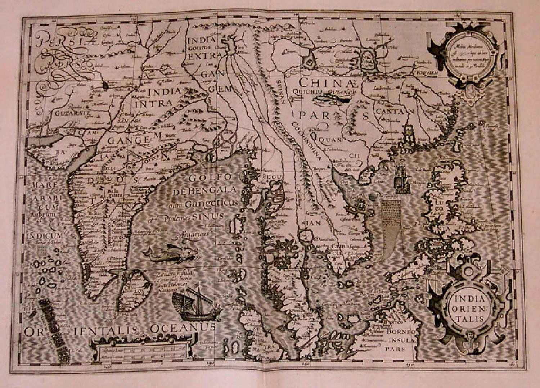 SOLD India Orientalis