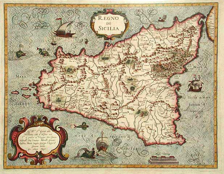 SOLD Regno di Sicilia