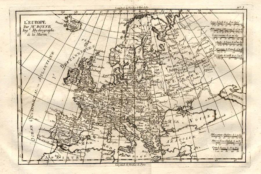 Bonne - L'Europe