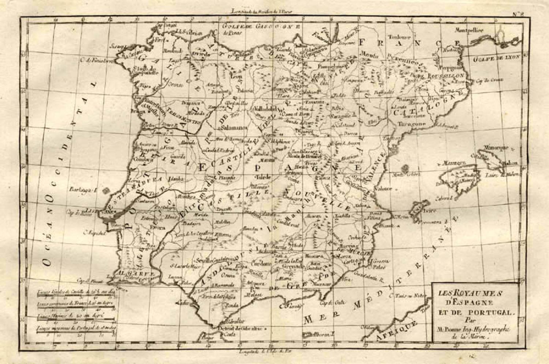 SOLD Les royaumes d'Espagne