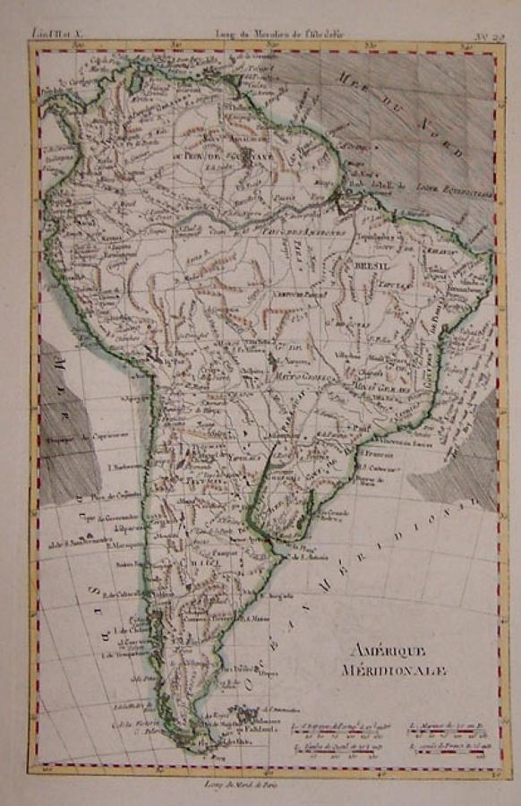 Bonne - Amerique Meridionale