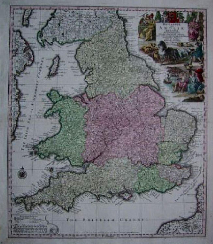 SOLD Britanniae sive Angliae Regnum