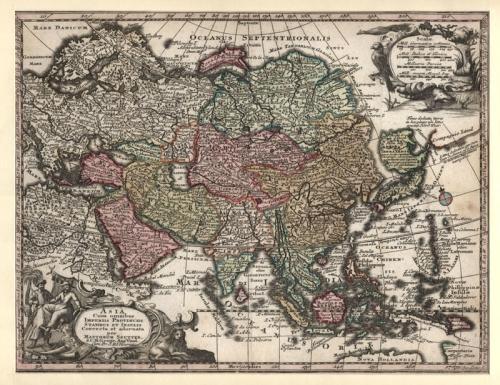 SOLD Asia cum omnibus Imperiis Provinciis