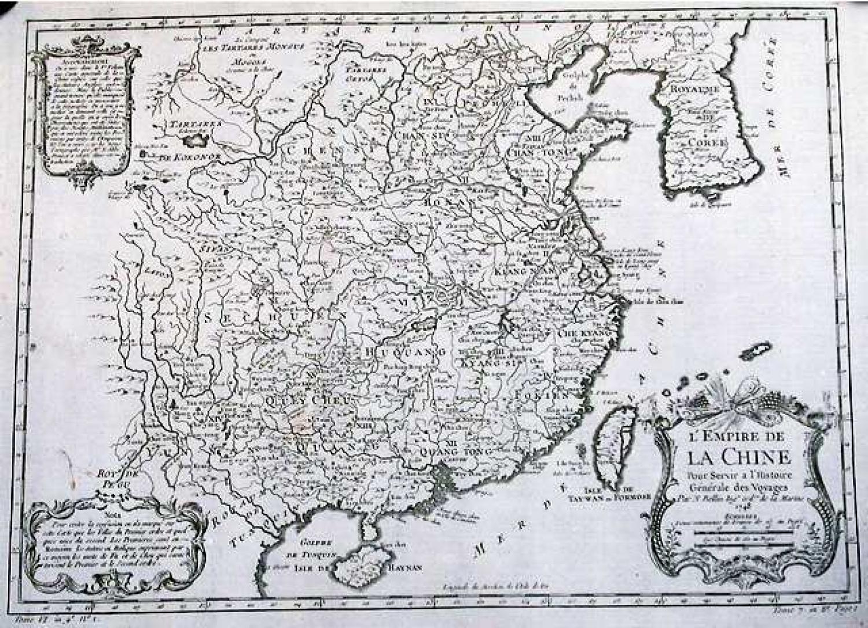 SOLD L'Empire De La Chine