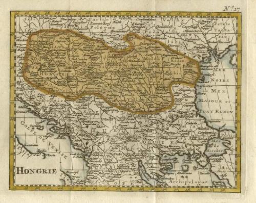 SOLD Hongrie