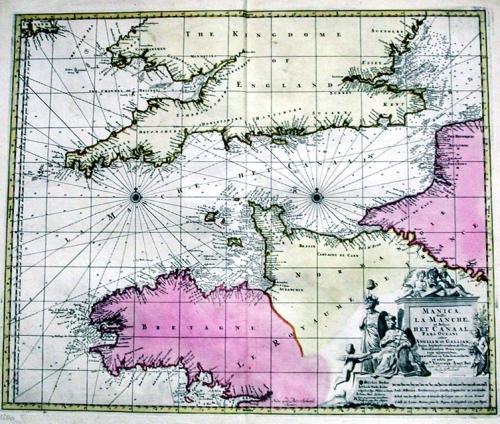 SOLD Manica Gallis La Manche....