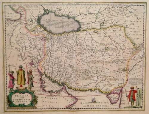 SOLD Persia Persia Sive Sophorum Regnum