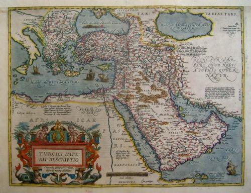 SOLD Turcici imperii descriptio