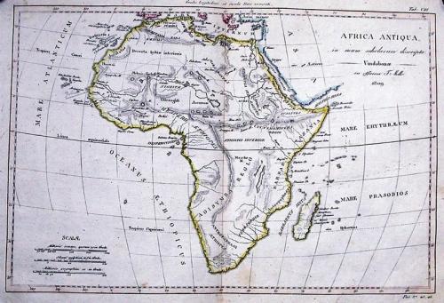 SOLD Africa Antiqua