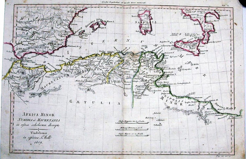 SOLD Africa Minor, Numidia et Mauretania