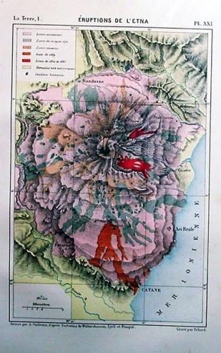 SOLD Eruption de l'Etna