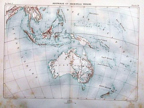 SOLD Australie et Archipels Voisins