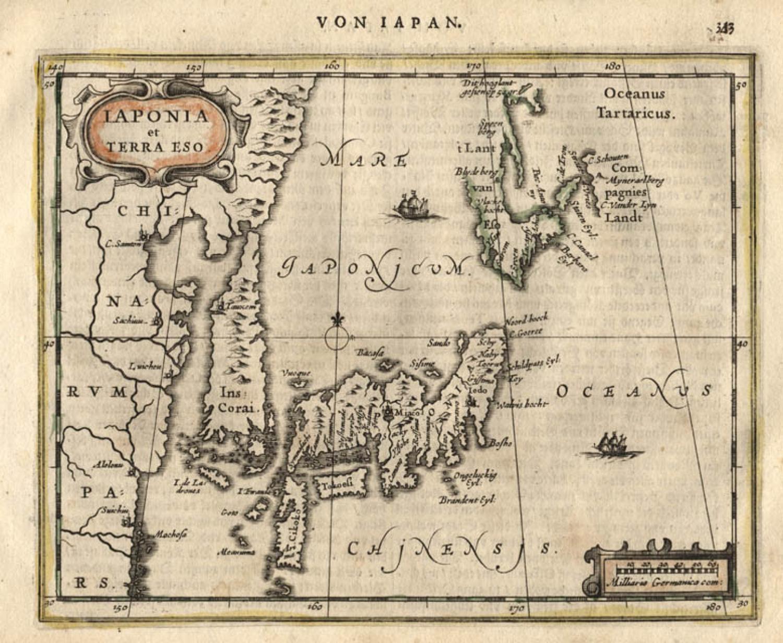 SOLD Iaponia et Terra Eso