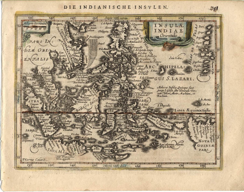 SOLD Insulae Indiae