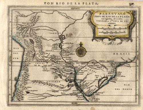SOLD Paraguayo Prov De Rio De La Plata