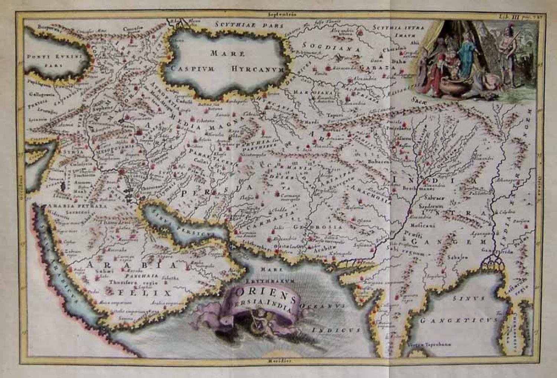 SOLD Oriens Persia India