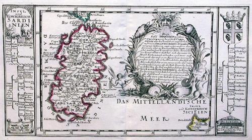 SOLD Insul und Konigreich Sardinien