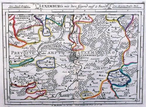 SOLD Luxemburg