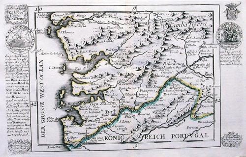 SOLD Die Sud-West Custe von Gallicien