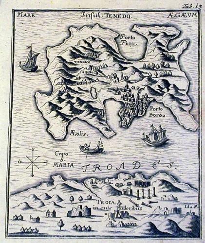 SOLD Insul Tenedo