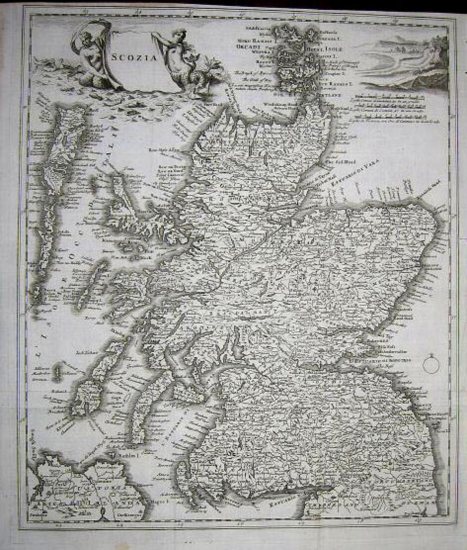 Albrizzi - Scozia