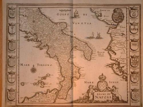 Merian - Regno Di Napoli