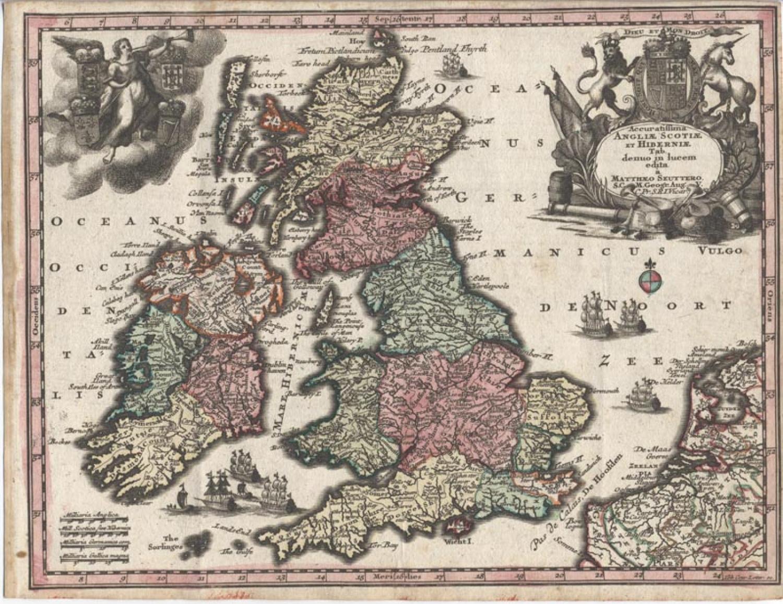 SOLD Anglia, Scotiae et Hibernia