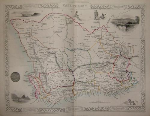 SOLD Cape Colony