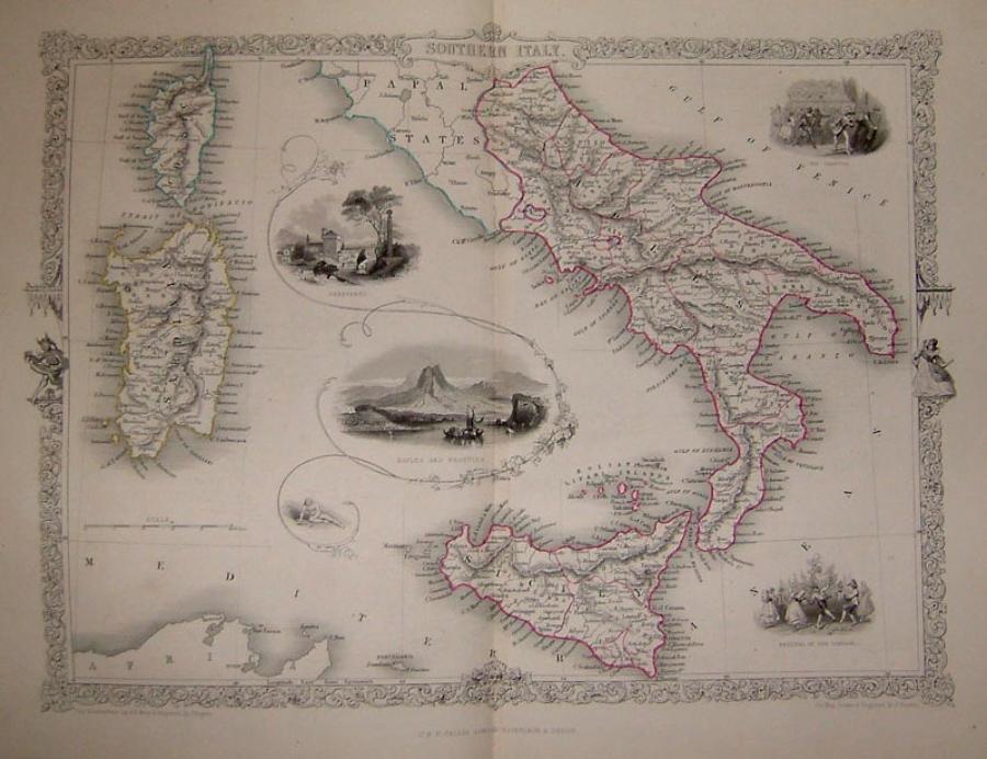 Tallis - Italy